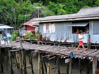 thai village (from www.keyvisathailand.com)
